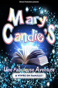 AFFICHE MARY CANDIE'S WEB